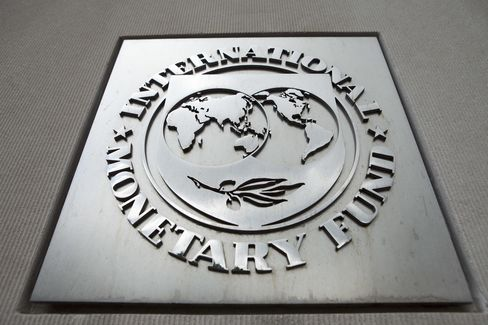 IMF Says Bank Rules Lag on Safety While Too-Big-to-Fail Remains