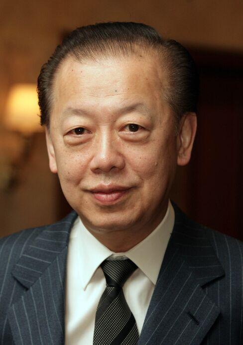Guoco Group Chairman Quek Leng Chan