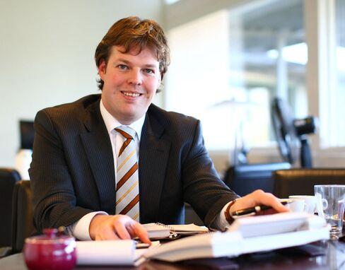 Beate Uhse AG Chief Operating Officer Serge van der Hooft