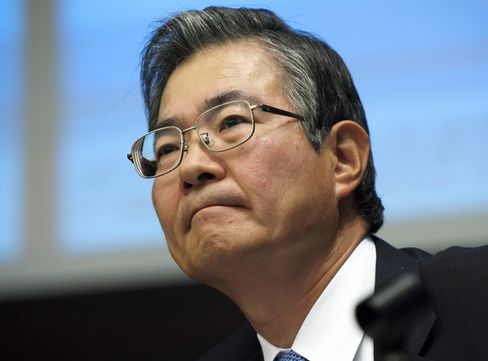 Daiwa Securities CEO Takashi Hibino
