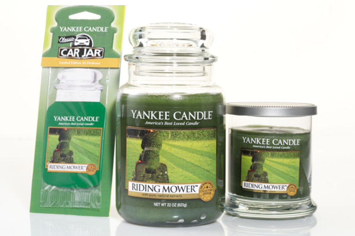 New Yankee Candle Scent Smells Like a 'Man Cave' - Bloomberg