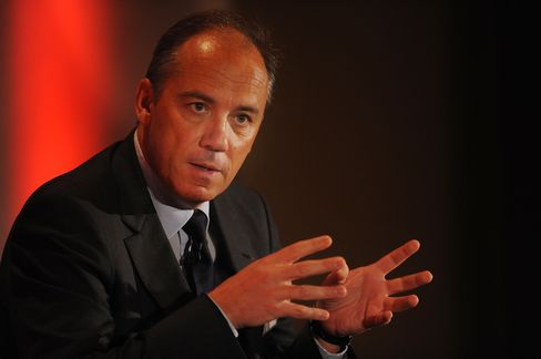 France Telecom SA CEO Stephane Richard