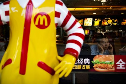 McDonald's and KFC Caught in China's Latest Food-Quality Scandal