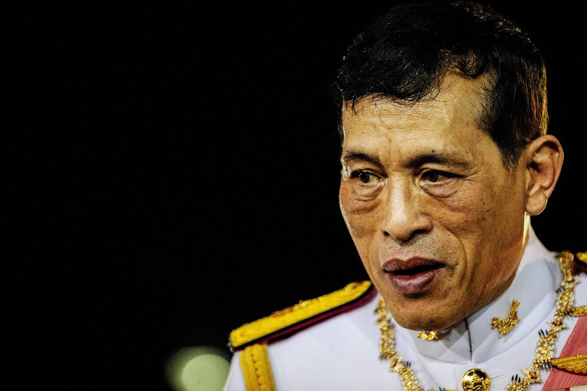 Germany Warns Thai King of Consequences If He Breaks Local Law