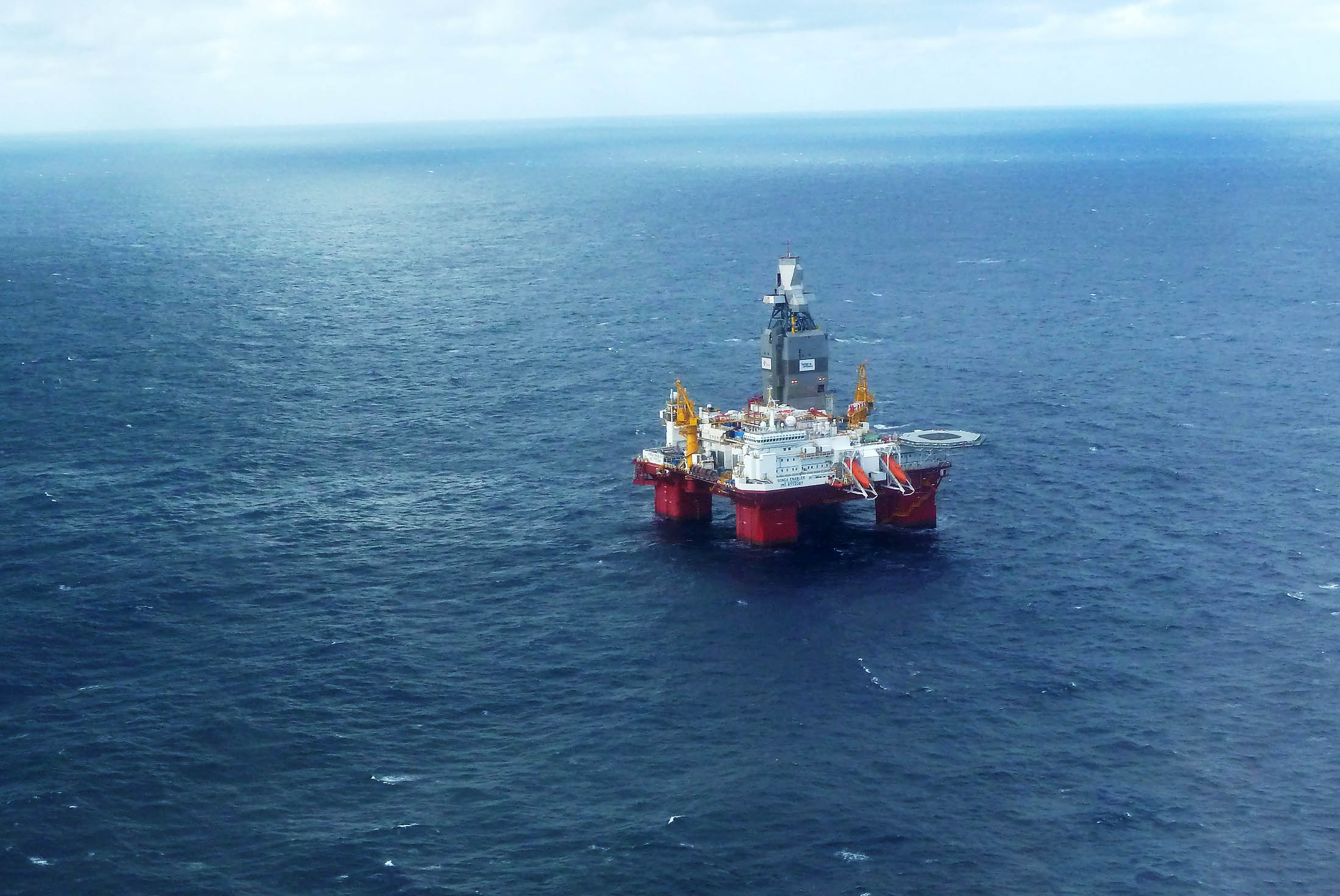 Why Arctic Oil Promise Keeps Norway's Disappointed Wildcatters Going