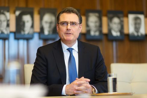 Swiss National Bank President Thomas Jordan Interview