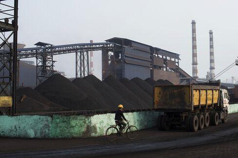 Inside Jindal Steel & Power Ltd.'s Plant
