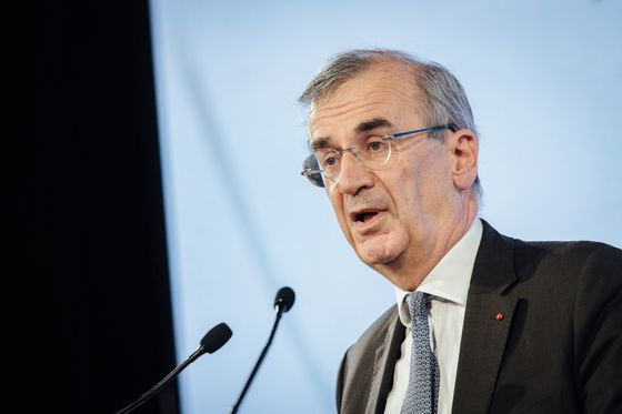 ECB's Villeroy Says Debt Cancelation Would Be Dangerous Path
