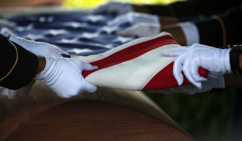 U.S. Military Funeral