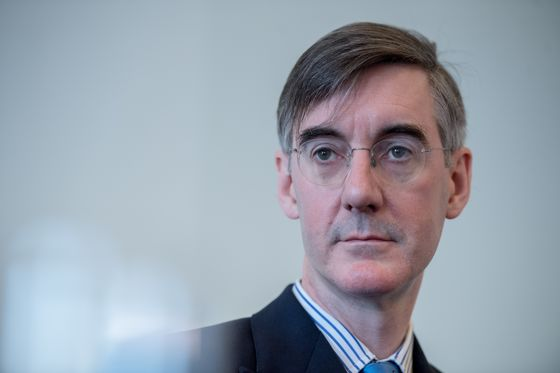 Brexit Purist Rees-Mogg Hints He's Losing Faith in May