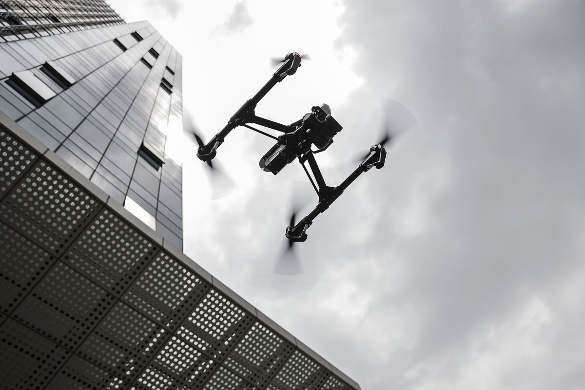 Technology Supplier to U.S. Police Agencies Bans Chinese Drones