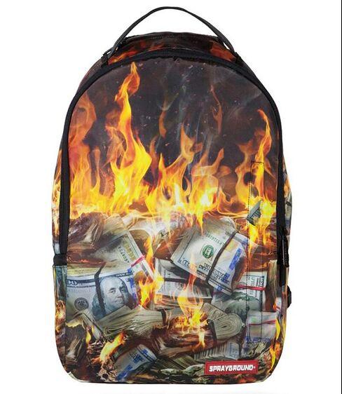 Fire Money Backpack