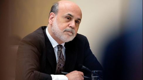Ben S. Bernanke, chairman of the U.S. Federal Reserve from 2006 to 2014.