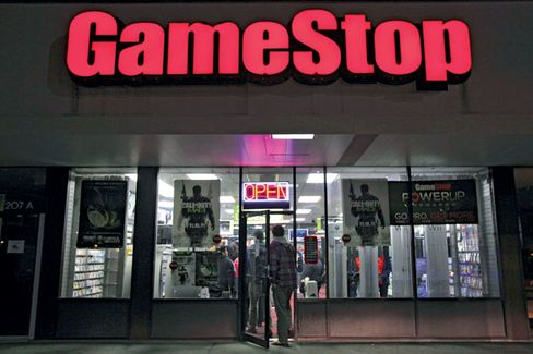 GameStop, Without the Games