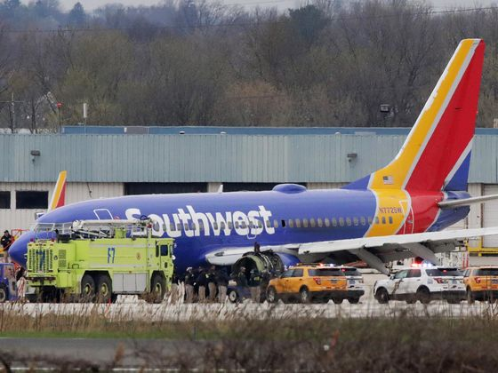 Regulators Speed Checks on 737 Engines Tied to Southwest Death