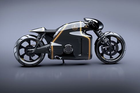 'Tron' in the Real World: A Lotus With a 'Light Cycle' Pedigree