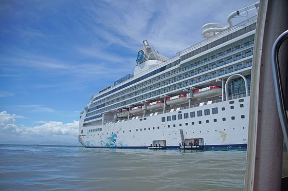 Asia's Only Sailing Cruise Line Is Fully Booked — and in Trouble