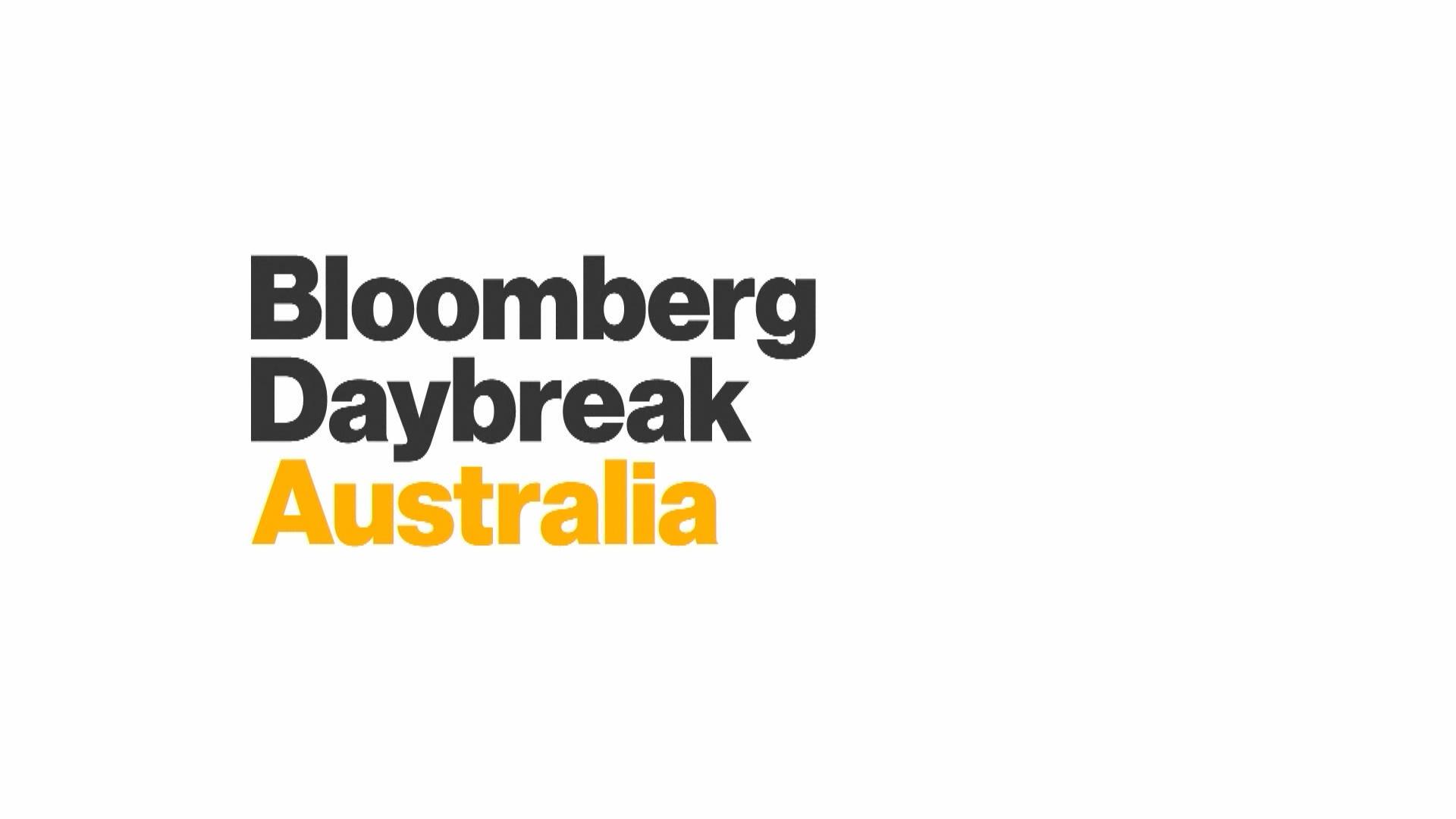 Bloomberg Daybreak: Australia' Full Show (08/27/19) - Bloomberg