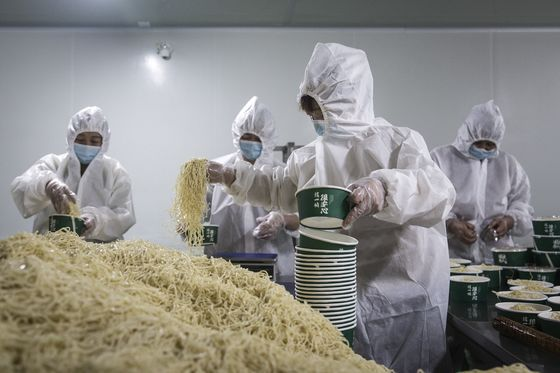 Wuhan Shows World How Economies May Recover After the Virus