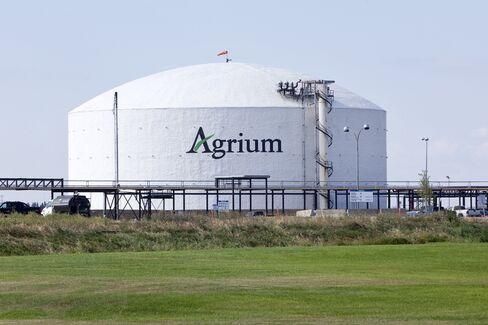Agrium Investors Gain From Agrium Spinoff Push