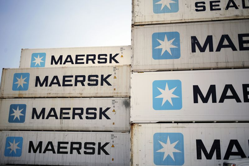 Maersk's Big Oil Exit Comes With a $1.2 Billion Ball-and-Chain