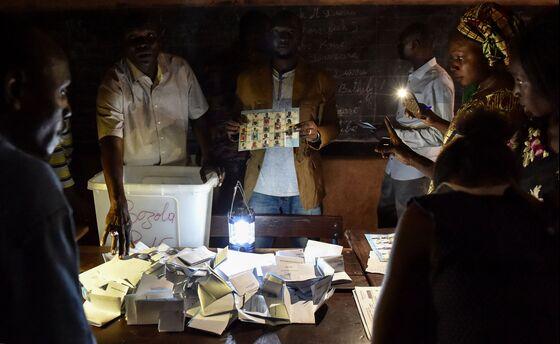 Mali's President in Final Stretchfor Second Term in Runoff Vote