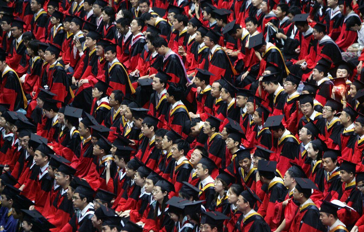 China's No. 1 University Has a Big Debt Problem