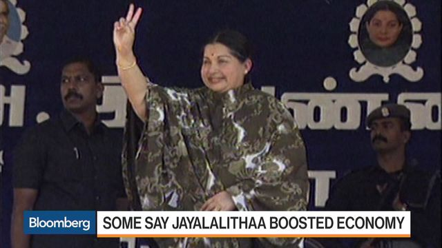 Jaya's body kept in state, sea of humanity throng Rajaji hall