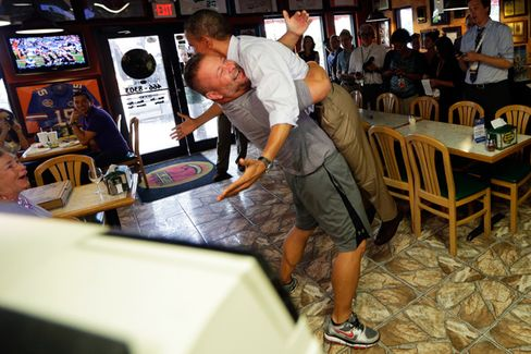 Obama's Pizza Stop Creates Least Helpful Yelp Profile Ever