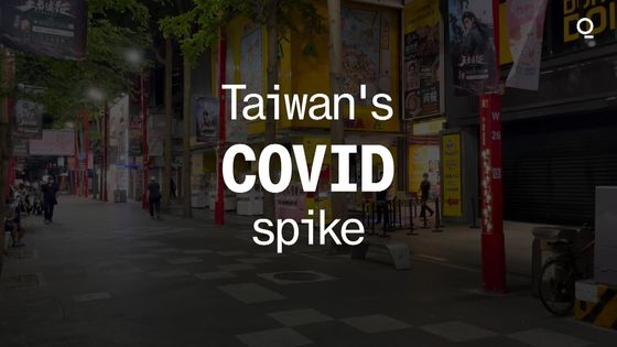 Taiwan's Once Blistering Economy at Risk From Covid, Drought