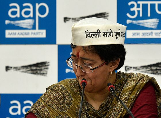Delhi Politics Turns Nasty and ViolentWhile Issues Go Ignored
