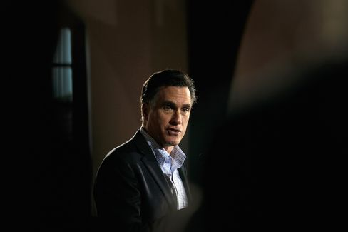 Mitt Romney Tax Returns