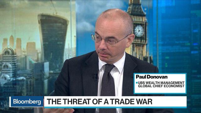 Auto Tariffs Would Permanently Scar Canada's Economy, TD Says