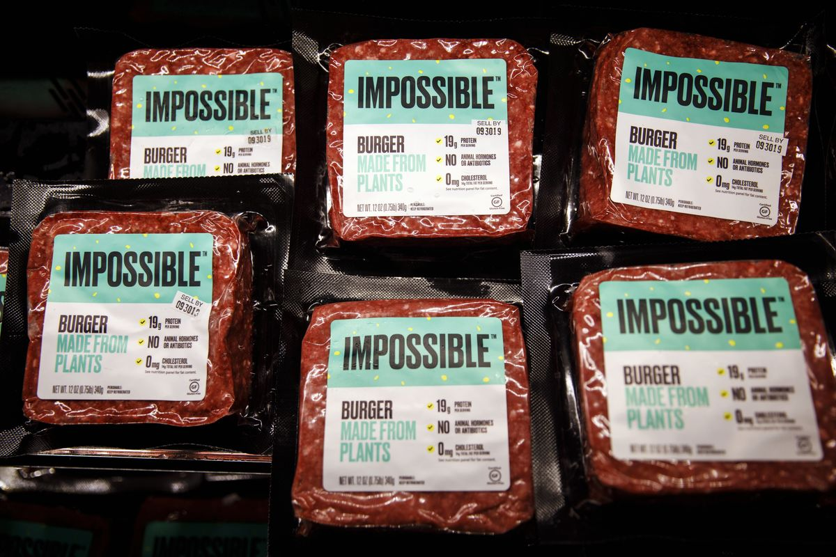 Impossible Foods Teases 'Big News' For Las Vegas Reveal