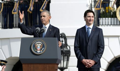 Official State Visit To The White House By Canadian Prime Minister Justin Trudeau