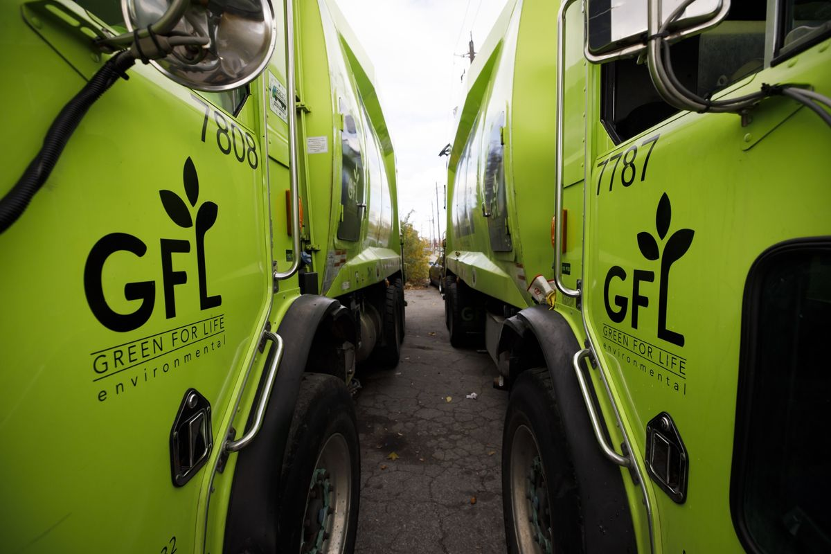 GFL Bets Third Time's a Charm for One of Biggest Canada IPOs