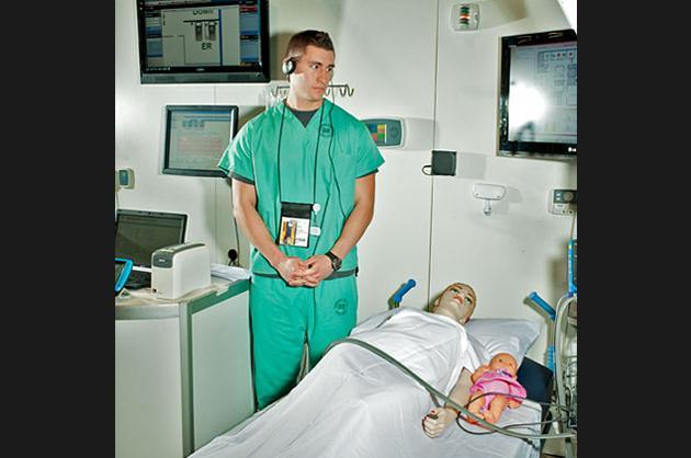 Exhibiting 'Patients'