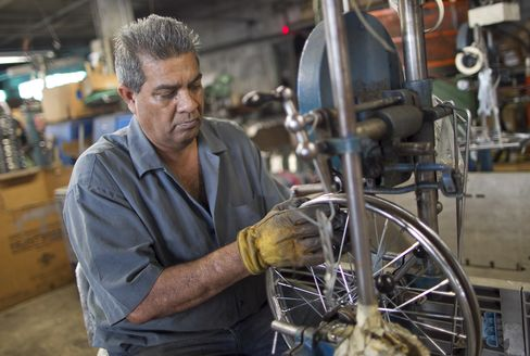 New York Region Manufacturing Rebounded More Than Forecast