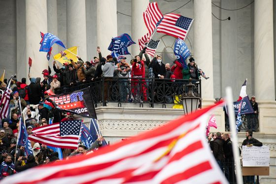 Senate Vote Fails to Erase Capitol Riot From Trump's Legacy