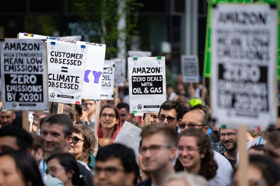 Amazon Engineer Quits, Forfeits $1 Million to Protest Firings