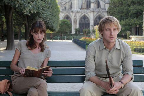 ''Midnight in Paris