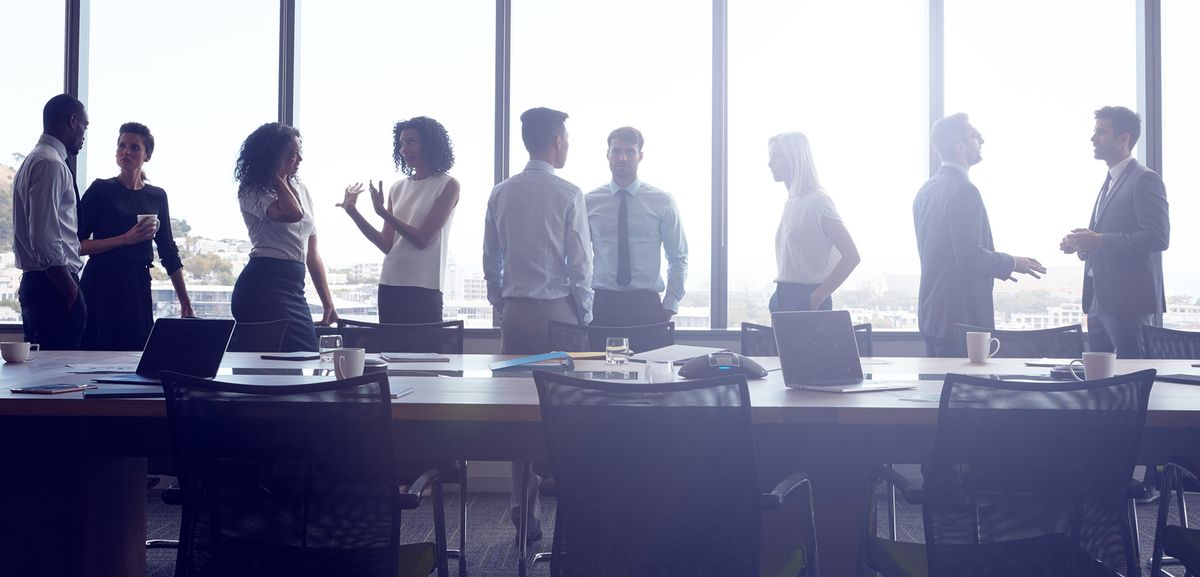 Corporate Diversity Programs Are Working, Straight White Men Say
