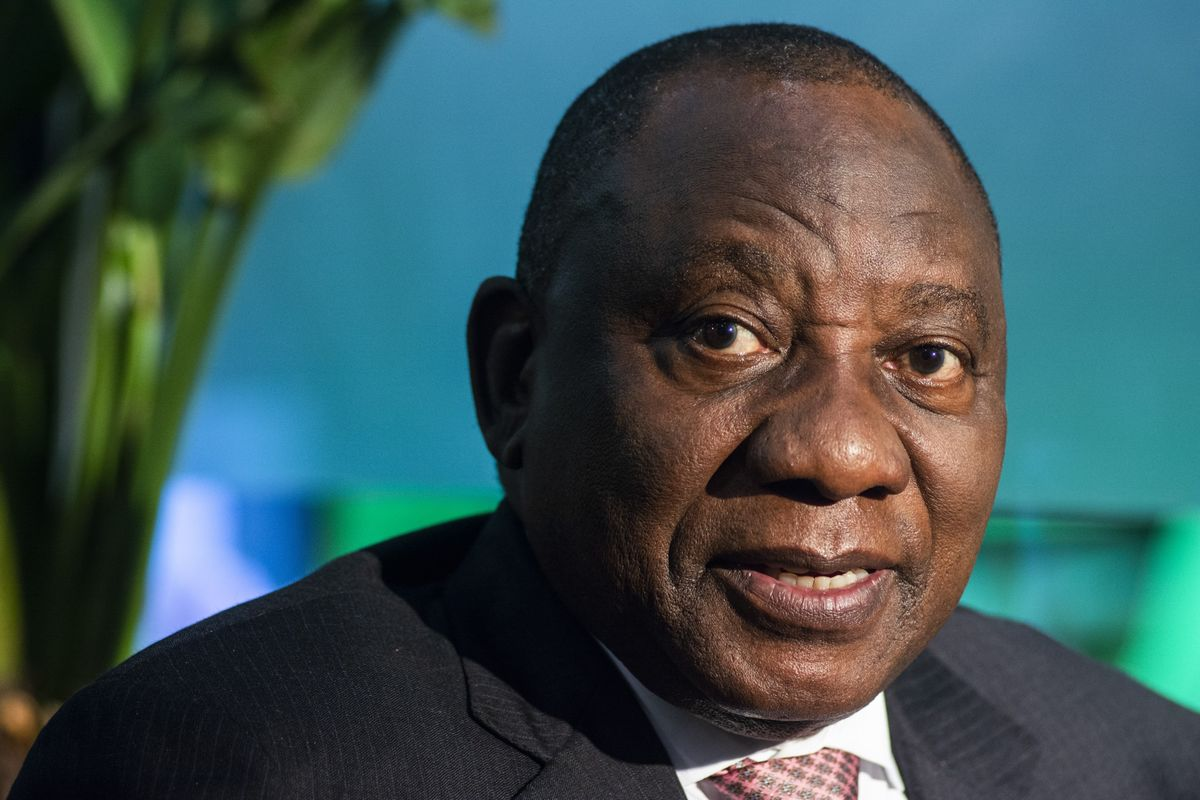 Ramaphosa Faces Party Bid to Oust Him Over Reforms, Citizen Says