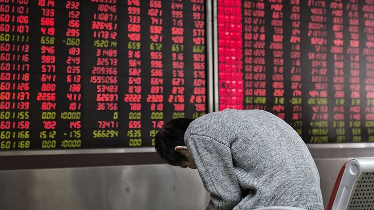 relates to China's Crackdown Rocks Investors