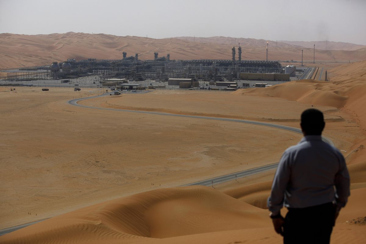Saudi Oil Field Hit by Drone Attack But Production Unaffected
