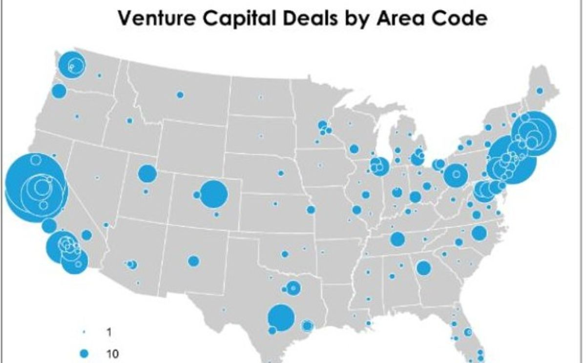 America S Leading Venture Capital Area Codes Bloomberg