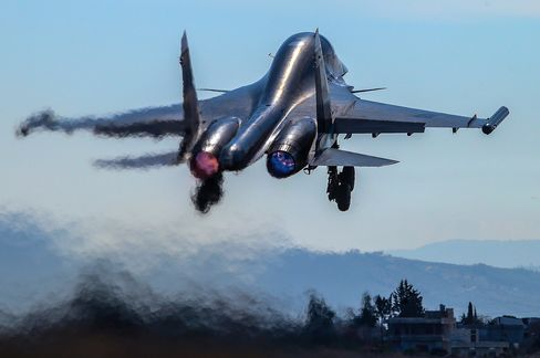 Russian Federation uses Iranian airbase to strike ISIS