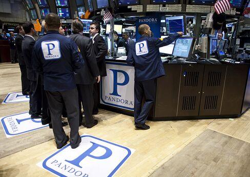 Apple's Online Radio Service Said to Challenge Pandora in 2013