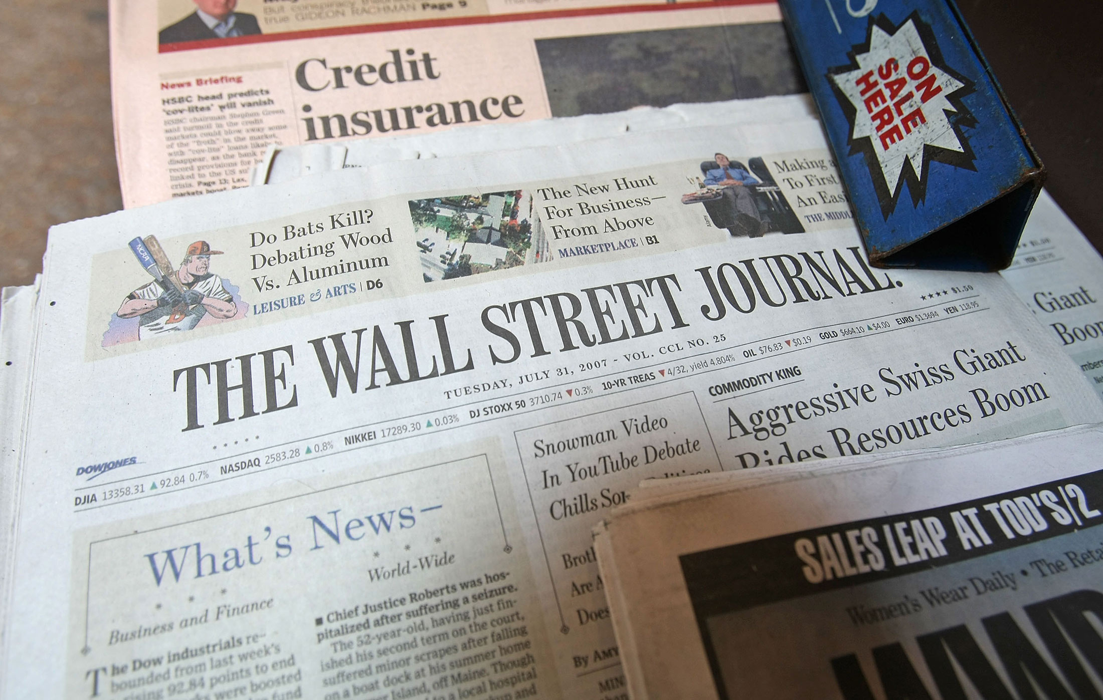 WSJ to Cut Jobs in Europe Asia Bureaus of Paper Union Rep Says