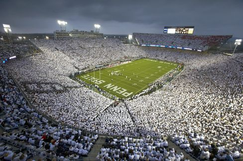Penn State Gets Football Scholarships Back in NCAA Review